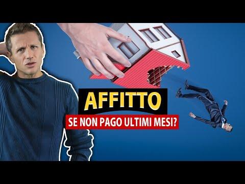 Cosa rischi se NON PAGHI gli ultimi mesi di AFFITTO? | Avv. Angelo Greco