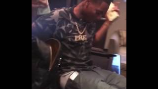 Young Dolph Sign Memphis Artist Key Glock for 250k