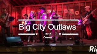 Big City Outlaws - hottest country rock band in Texas!
