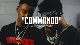 """Commando"" Hard Trap Beat x Trap Beat Instrumental 2017 [Prod By: Maniac Beatz]"