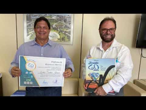 Entrevista com IZIDIO SANTOS JUNIOR - Presidente da Terracap thumbnail