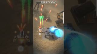 Sky Force Reloaded - Stage 5 NIGHTMARE - 100% star collection - SnizelSuarez