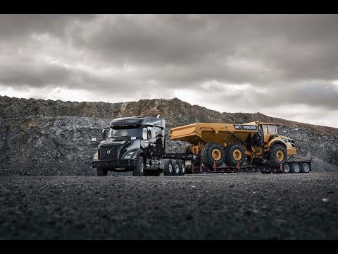 Volvo Trucks - The new Volvo VNX