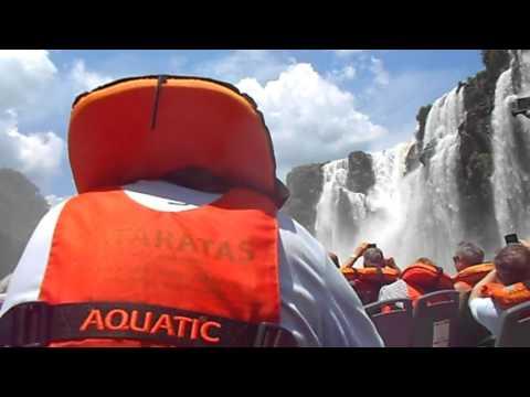 Viaje Brasil-Argentina - Iguazú argentino (18 de noviembre 2016)