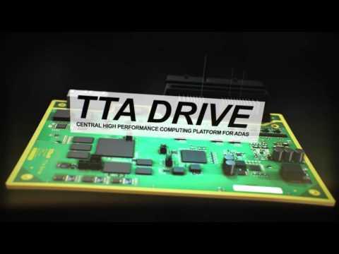TTA Drive: Autonomous Driving with TTTech's ADAS ECU