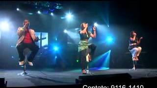 Art'Trio Show Pela primeira vez em Boa Vista