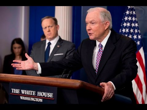 Attorney General threatens to terminate grants for sanctuary cities