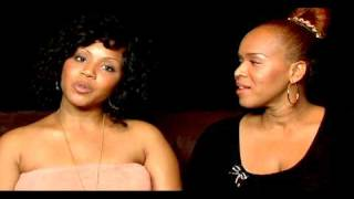 Mary Mary on Writing Be U (The Mission)