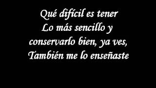 Ya lo sabes - Luis fonsi ft Antonio Orozco