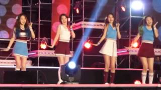 [FANCAM] Red Velvet 레드벨벳 - Happiness (mirrored)