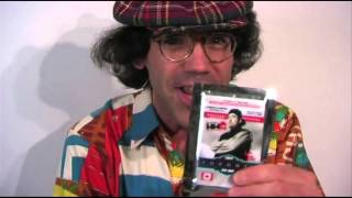 Nardwuar Co-Signs Legends of the Fame Hip-Hop Trading Cards.
