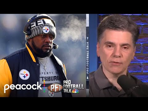 Steelers fans should appreciate Mike Tomlin and team's stability | Pro Football Talk | NBC Sports