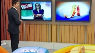 Sandra Annenberg e Suyanne Quevedo convidam para o Jornal do Almoço de Joinville