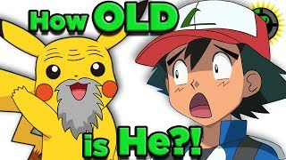 Game Theory: What is Ash Ketchum's REAL Age? (Pokemon) width=