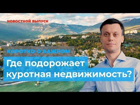 Инвестиции в курортную недвижимость. Куда вложить деньги, чтобы заработать? Сочи или Крым? photo