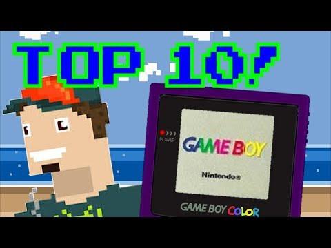 TOP 10: GAME BOY Color