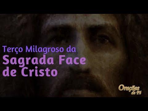 Terço Milagroso da Sagrada Face de Cristo