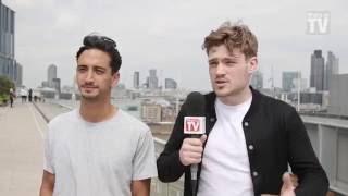 Ben Tavassoli and Mark Strepan explain why BBC1's New Blood is unique