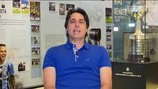 Melhor Grêmio de todos os tempos: comentaristas elegem o melhor elenco da história do Grêmio
