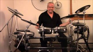 """Boom! Shake The Room"" ""Will Smith"" ""Drum Cover"" ""Roland TD-30""""Ed Molloy"""