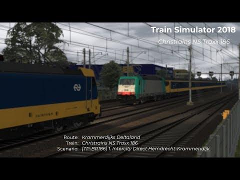 TPBR186 1 Intercity Direct HemdrechtKrammendijk
