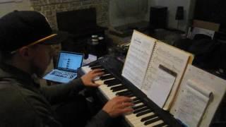Rob Base DJ EZ Rock It Takes Two Piano Cover