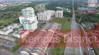 Development Progress in Kempas District JB (November)
