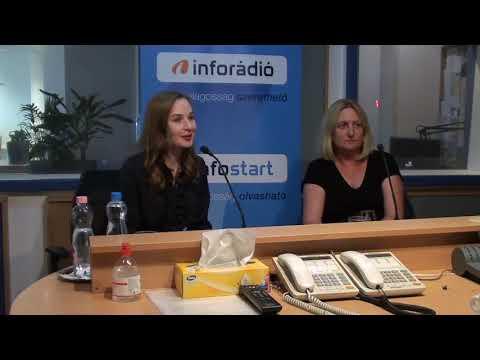 InfoRádió - Aréna - Mekler Anita és Perger Júlia - 1. rész - 2020.08.25.