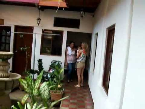 Video of luxury home rentals in Nicaragua – Casa Leonesa in Leon