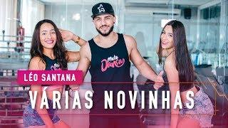 Várias Novinhas - Léo Santana - Coreografia - Mete Dança
