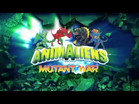 Animaliens Mutant War - Nuova serie Febbraio 2017