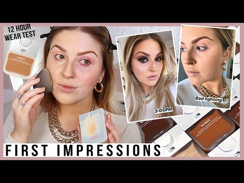 FIRST IMPRESSION 12HR ? $69 Beauty Blender Bounce Foundation ? hmm...