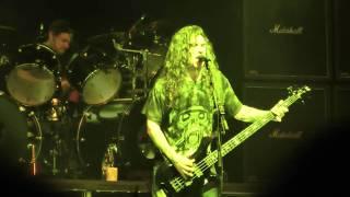 Slayer with Pat O'Brien Snuff LIVE Vienna, Austria 2011-04-07 1080p FULL HD