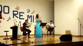 Amália Rodrigues - Foi Deus (Paula Silva cover)
