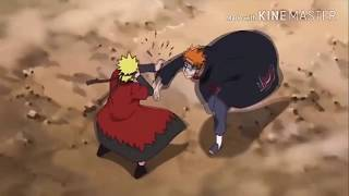 Naruto Shippuden [AMV] - Naruto vs Pain - Impossible