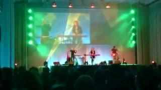 Fragment koncertu Fisheclectic w Centrum E10...