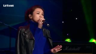 Tanya Chua蔡健雅 失语者live(第十六届华语音乐传媒大奖)2015/12/17