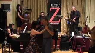 Orquesta Z -  Una Emoción -  Empanada Milonga - 14.11.09