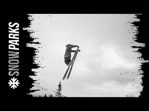 SkiStar Snow Parks - How-To - Grab