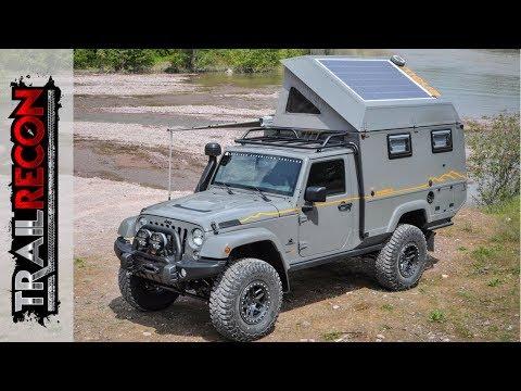Outpost II - AEV Jeep Wrangler