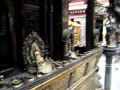 Hindu Shrine, Bhaktapur, Nepal