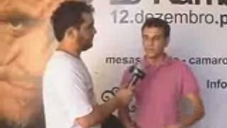 Zé Ramalho - Chamada NTV - Tribus.com