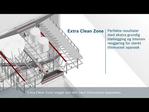 ExtraClean Zone – Bosch PerfectDry diskmaskiner