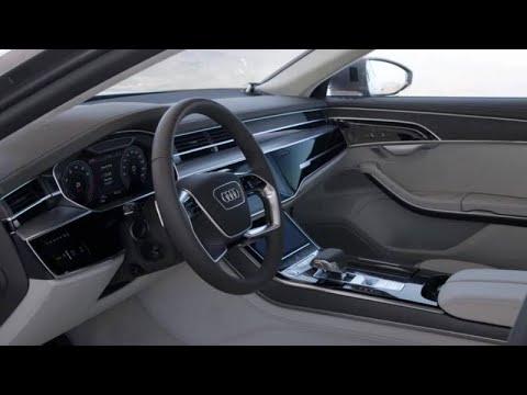 Audi A8 interiør detaljer