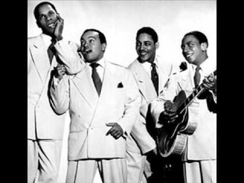 Whispering Grass de The Ink Spots Letra y Video