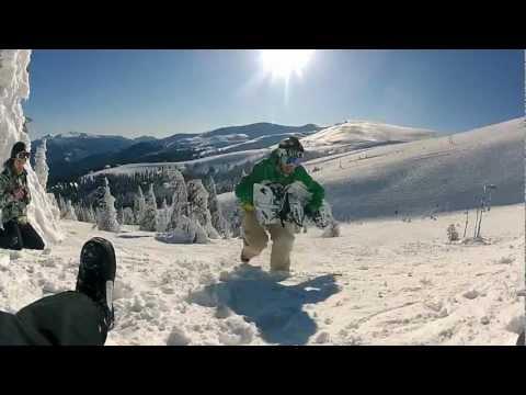 Dragobrat snow trip (Jan 2012)