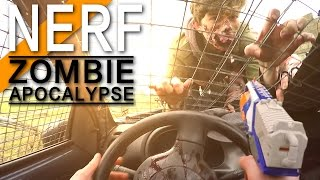 Nerf Zombie Apocalypse - 1st Person Shooter 1.0