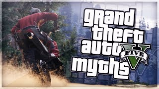GTA 5 Myths (Bird Killing, Lawn Mower Explosions, Motorcycle Robbery, and More!)