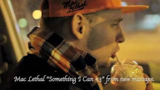 """Mac Lethal - """"Something I Can Heart"""" (now on Itunes)"""