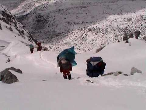 Himalayan Trek Ch (9): Chola La High Pass to Thangna